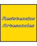 RESISTENCIAS ARTESANALES