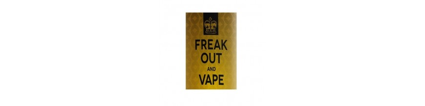 FREAK OUT AND VAPE