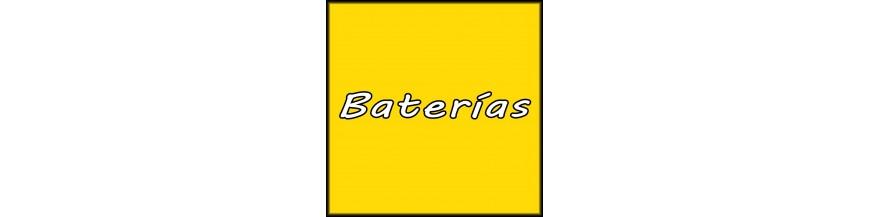 BATERÍAS MOD